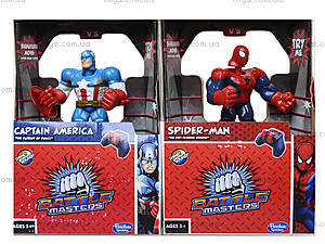 Игровые фигурки героев «Мстители» с эффектами, 9878, детские игрушки