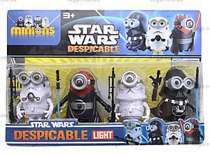 Игрушки-герои «Миньоны Star Wars», BE604, цена