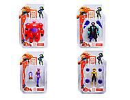 Игрушечные герои Big Hero 6, 14901, оптом