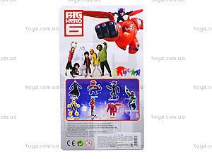 Игровые фигурки Big Hero 6, 14917, фото