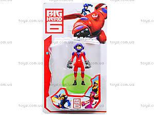 Игровые фигурки Big Hero 6, 14917, игрушки