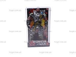 Герой Bionicle War 3, в блоке, 8910-11A, цена