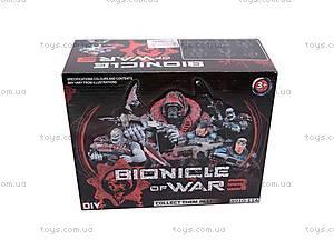 Герой Bionicle War 3, в блоке, 8910-11A, toys.com.ua