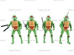 Набор героев «Черепашки ниндзя», 4 штуки, 2081-400, цена