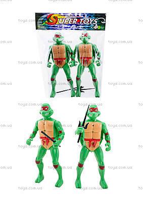 Набор героев мультика «Черепашки-ниндзя», 2080-400