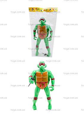 Герои «Черепашки-ниндзя», с подсветкой, 2084-500