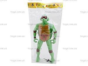 Герои «Черепашки-ниндзя», с подсветкой, 2084-500, цена