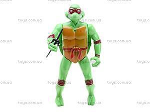 Герои «Черепашки-ниндзя», с подсветкой, 2084-500, магазин игрушек