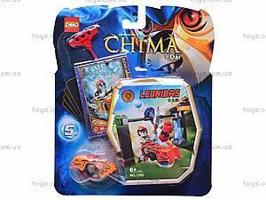 Герой Chima, на планшете, 1703, игрушки
