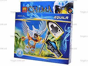 Герой Chima с чимациклом, RC70005, фото