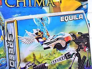 Герой «Chima» с чимациклом, 10023-10026, игрушки