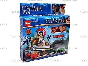 Герой CHIMА с игровыми карточками, 2703