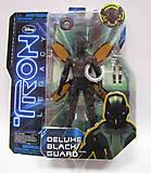 Герой Deluxe Black Guard светящийся на подставке, 39001-20031900-Tron