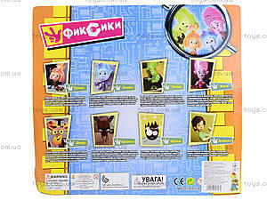 Комплект игрушечных героев «ФикСики», 868523, фото