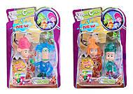 Детские фигурки героев «ФикСики», 61095, магазин игрушек
