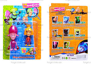 Игрушечные мультгерои «Фиксики», 58002
