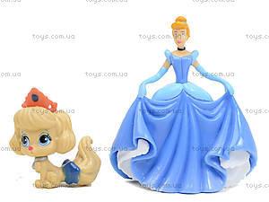 Игровые фигурки Palace Pets «Принцесса с питомцем», HT15131, игрушки