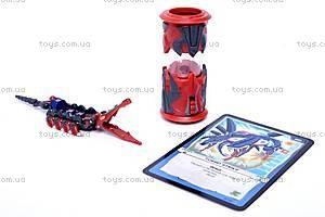 Герой из игры Monsuno с подсветкой, ZS834, магазин игрушек