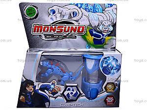 Герой из игры Monsuno с подсветкой, ZS834, toys.com.ua