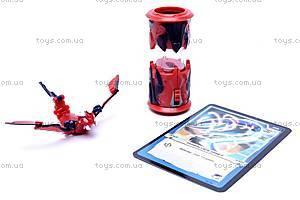 Герой из игры Monsuno с подсветкой, ZS834, іграшки