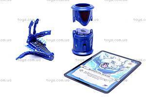 Герой из игры Monsuno с подсветкой, ZS834, игрушка