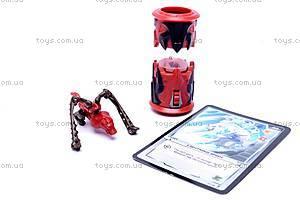 Герой из игры Monsuno с подсветкой, ZS834, купить игрушку