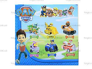 Игрушечные персонажи «Щенячий патруль», с машинкой, JL15032, купить