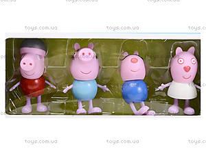 Игровой набор «Площадка Свинки Пеппы», XZ-362, фото
