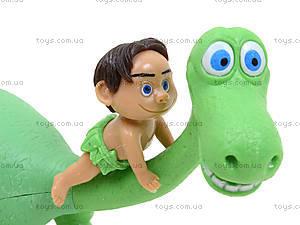 Игрушечные герои «Добрый динозавр», KL-05, цена