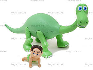 Игрушечные герои «Добрый динозавр», KL-05, детские игрушки