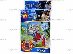 Герой-конструктор Chima, RC70002, цена