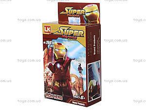 Конструктор-герой Iron Man, 266-H, купить