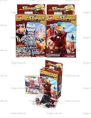 Конструктор-герой Iron Man, 266-H