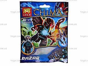 Герой-конструктор серии Chima, RC70007