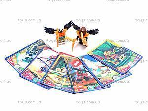 Герой-конструктор серии Chima, RC70007, магазин игрушек