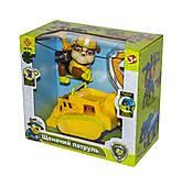 Герой КРЕПЫШ с машинкой (желтый), CH701G, отзывы