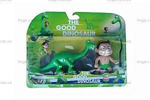 Герои м/ф «Хороший динозавр», KL-06