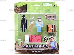 Герои Minecraft, 2 штуки, 14184, купить