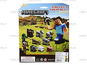 Герои Minecraft, 2 штуки, 14184, фото