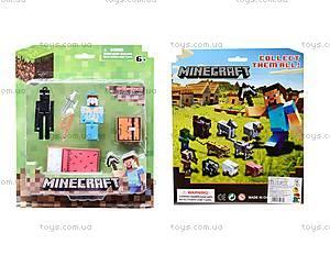 Герои Minecraft, 2 штуки, 14184
