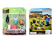 Герои Minecraft, 2 штуки, 14184, отзывы