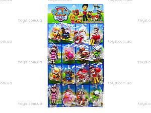 Набор фигурок «Щенячий патруль», 862066, игрушки