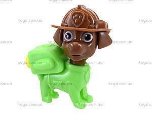 Фигурки героев мультфильма «Щенячий патруль», AD138, детские игрушки