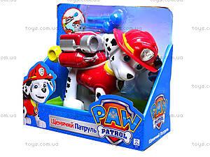 Герой мультфильма «Щенячий патруль», HL8902, игрушки