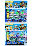 Комплект героев мультфильма «Щенячий патруль», AD134, игрушки