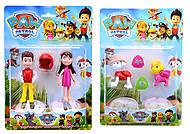 Игровые фигурки «Щенячий патруль», 62070B, детские игрушки