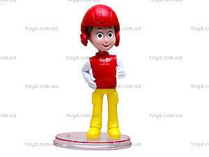 Герои мультфильма «Щенячий патруль», на подставке, 62066B, игрушки