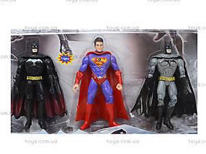 Супергерои в наборе: Бэтмен и Супермен, 838803, купить