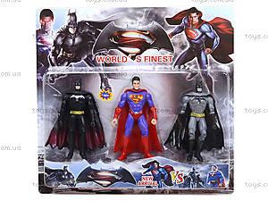 Супергерои в наборе: Бэтмен и Супермен, 838803