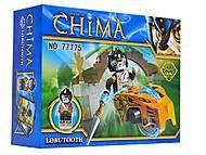 Герой на чимацикле Chima, 77775, фото